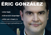 Eric González Master Class on 28/29 March