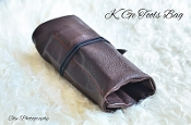 K.GE Oboe&Bassoon Leather Tools Bag